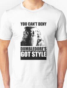 Dumbledore's got style Unisex T-Shirt