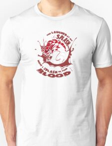 Now I Splash In Your Blood. Red Gyarados. Pokemon Unisex T-Shirt