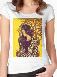 Wild & Wilder Women's Fitted Scoop T-Shirt