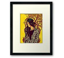 Wild & Wilder Framed Print