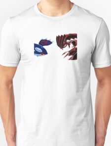 Kyogre & Groudon Neon. Pokemon Unisex T-Shirt