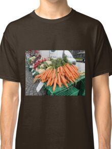 Vegetables for Sale Classic T-Shirt