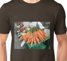 Vegetables for Sale Unisex T-Shirt