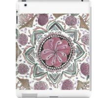 Confused Love, squared iPad Case/Skin