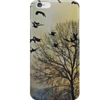 Bird Watching - JUSTART © iPhone Case/Skin