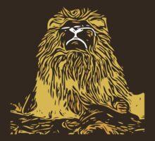 LionHeart Gold by korruptapparel
