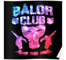 Curbstomped - Balor Club Poster
