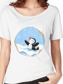 Frosty Fun Women's Relaxed Fit T-Shirt