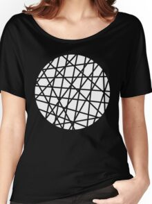 Linien Women's Relaxed Fit T-Shirt
