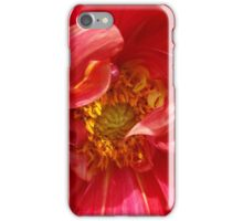 red petals iPhone Case/Skin