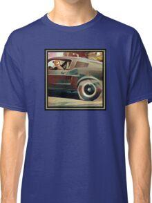 Bullitt Steve McQueen Mustang Classic T-Shirt