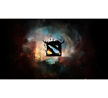 Dota 2 Symbol EPIC Photographic Print