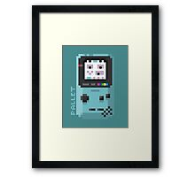 Pallet - Pixel Cities Serie 8/10 Framed Print