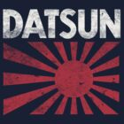 Datsun Rising Sun by The World Of Pootermobile