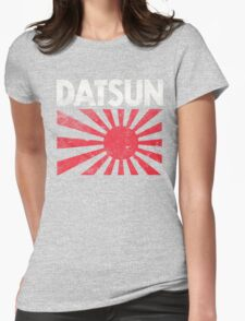 Datsun Rising Sun Womens Fitted T-Shirt