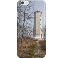 Presqu'ile lighthouse iPhone Case/Skin