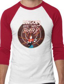 Buffy: Dingoes ate my baby Men's Baseball ¾ T-Shirt