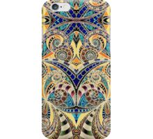 Drawing Floral Zentangle iPhone Case/Skin