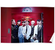 BTS GROUP - DOPE #2 Poster