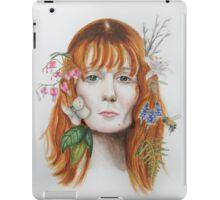 Queen of Peace iPad Case/Skin