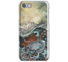 An Interpretation of Genesis iPhone Case/Skin