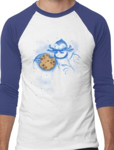 Cookiethulhu Men's Baseball ¾ T-Shirt