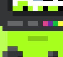 Celadon - Pixel Cities Serie 5/10 Sticker