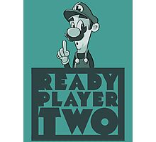 Ready Player 2 Photographic Print