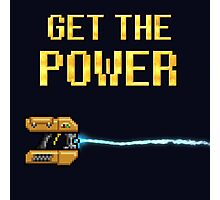 STARBOUND - GET THE POWER Photographic Print