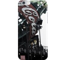 AT&T Park Coke Bottle and Glove iPhone Case/Skin