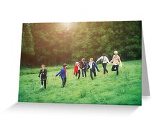 BTS GROUP PHOTO - Pt.2 #3 Greeting Card