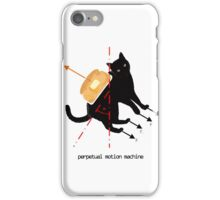 Perpetual motion machine demo iPhone Case/Skin