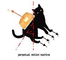 Perpetual motion machine demo Photographic Print