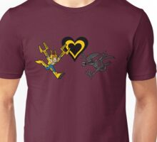Power Loader Love Unisex T-Shirt