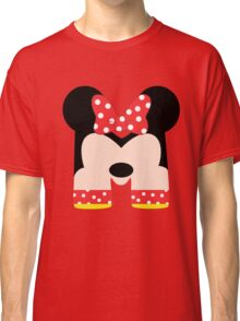M is for Minnie Classic T-Shirt