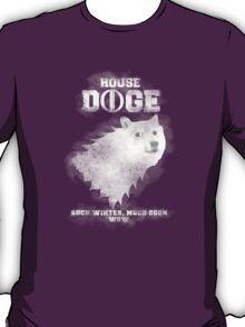 House Doge - Such Winter, Much Soon T-Shirt