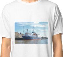 Research & Survey Ship Atlantic Wind Classic T-Shirt