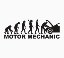 Evolution motor mechanic One Piece - Short Sleeve