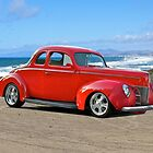 1940 Ford 'Red' Coupe by DaveKoontz