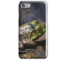 Frog!  iPhone Case/Skin