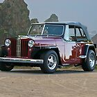 1949 Willys-Overland 'Jeepster' by DaveKoontz