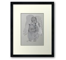 The Russian Angel Framed Print