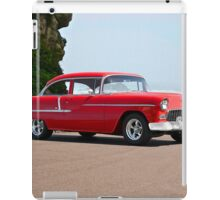 1955 Chevrolet Bel Air 'Post Coupe' iPad Case/Skin