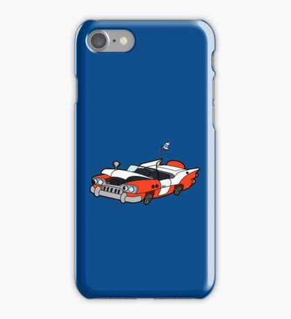 Junk Pile Cats Cadillac iPhone Case/Skin