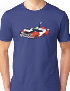 Junk Pile Cats Cadillac Unisex T-Shirt