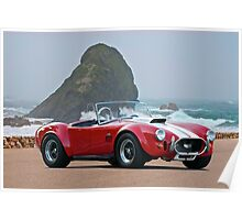 1966 Shelby Cobra 427 Cu In Poster