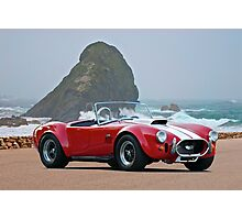 1966 Shelby Cobra 427 Cu In Photographic Print