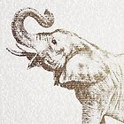 The Wisest Elephant by Paula Belle Flores