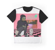 PEPE AESTHETIC VAPORWAVE Graphic T-Shirt