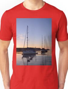 Tranquil Anchorage Unisex T-Shirt